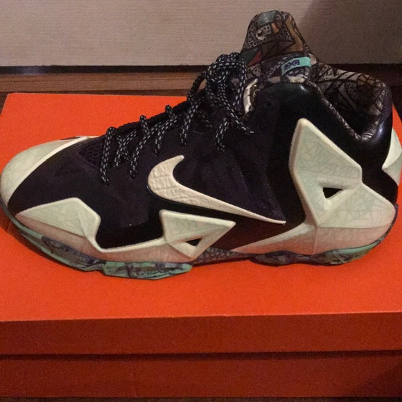 """3bb6b984a8af2 Nike Lebron XI """"NOLA All Star Game"""". M 5c47df6634a4ef1df33d3960. Other Shoes  ..."""